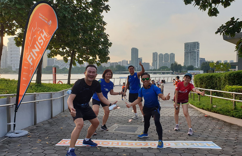 Run As One Singapore 2021 is happening this May
