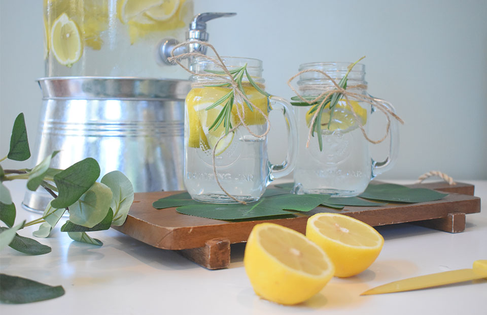Want to increase your daily water intake? Sip on these easy tips