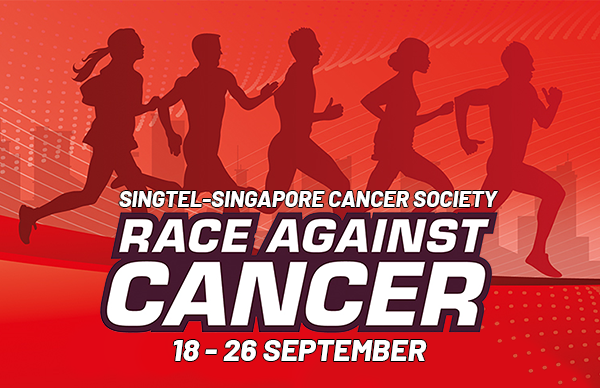 Join A Race To Save Lives